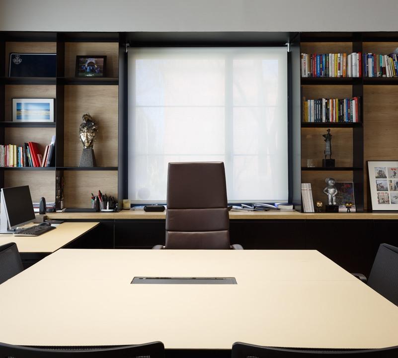 reforma de despacho profesional a medida Nala Studio