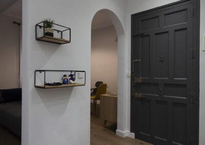 Reforma de apartamento en Cartagena, Madrid