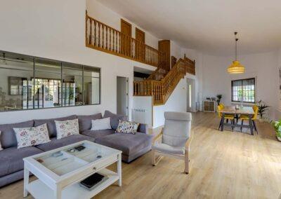 Reforma integral de vivienda en la Sierra de Madrid